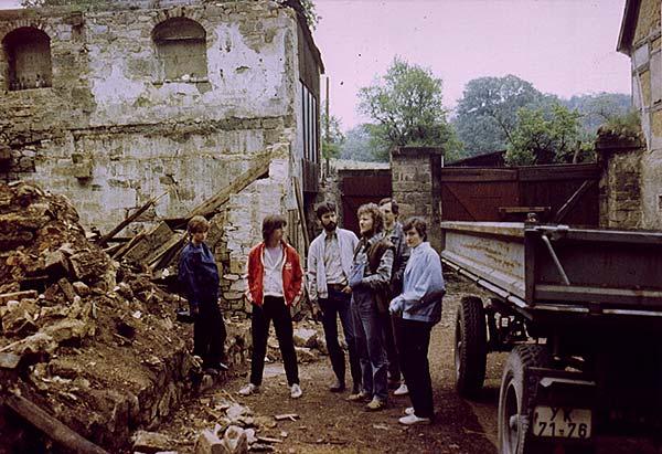 Innenhof 1985
