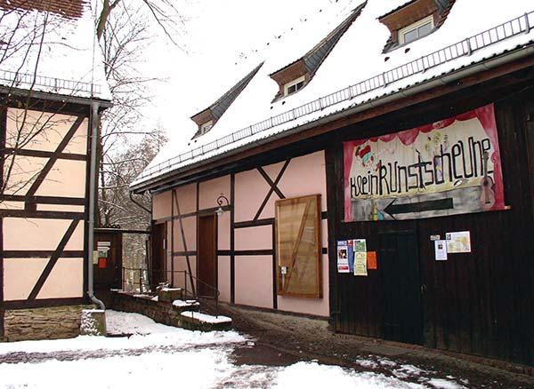 Theaterscheune / Puppentheater