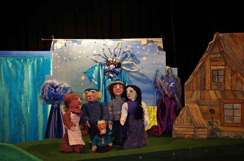 Der Eisfürst - Puppentheater Johne