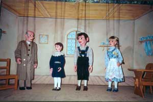 Der Struwwelpeter - Traditionelles Marionettentheater Dombrowsky