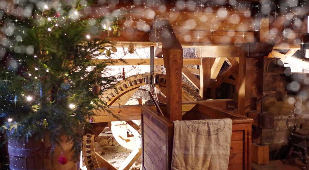 Weihnachten und Weihnachtsfeier in unserem Restaurant