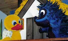 Das übermütige Entchen - Puppentheater Glöckchen
