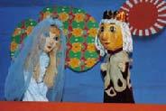 Wie die Hexe Wackelzahn den König überlisten wollte - Puppentheater Glöckchen