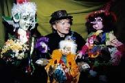 Zaubermärchen - Puppentheater Glöckchen