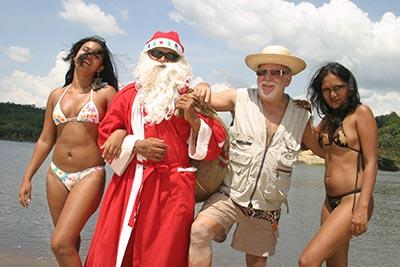 Dr. Peter Kersten auf Brasilien Reise