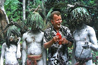 Dr. Peter Kersten in Vanuatu
