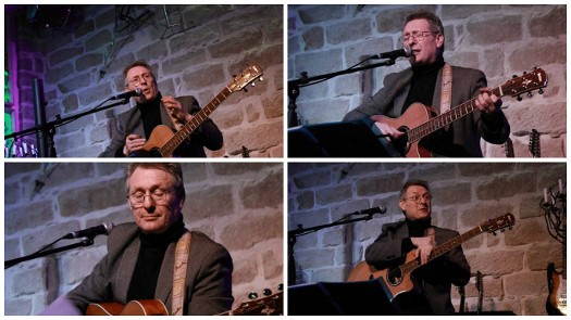 A Tribute to Leonard Cohen mit Dirk Ende