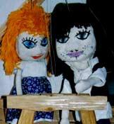 Frieder und-das Katerlieschen - Puppentheater Glöckchen