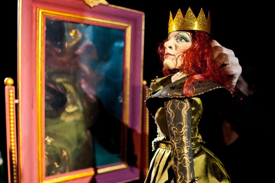 Schneewittchen - Figurentheater Cornelia Fritzsche