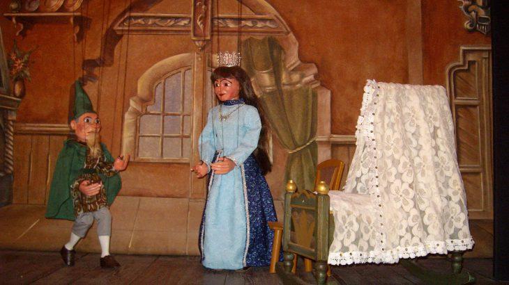 Rumpelstilzchen - Traditionelles Marionettentheater Dombrowsky
