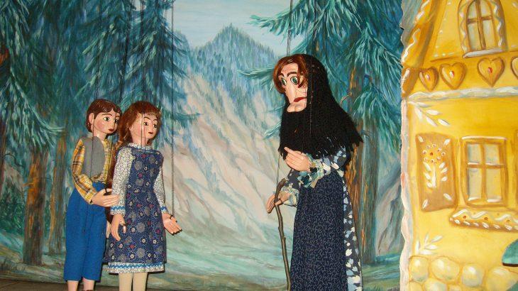 Hänsel und Gretel - Traditionelles Marionettentheater Dombrowsky