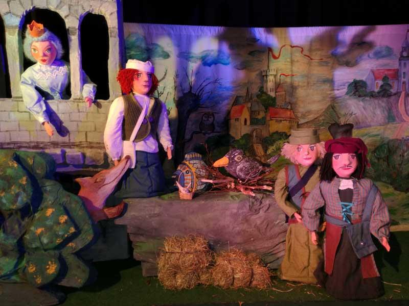 Das Meerhäschen - Puppentheater Eva Johne