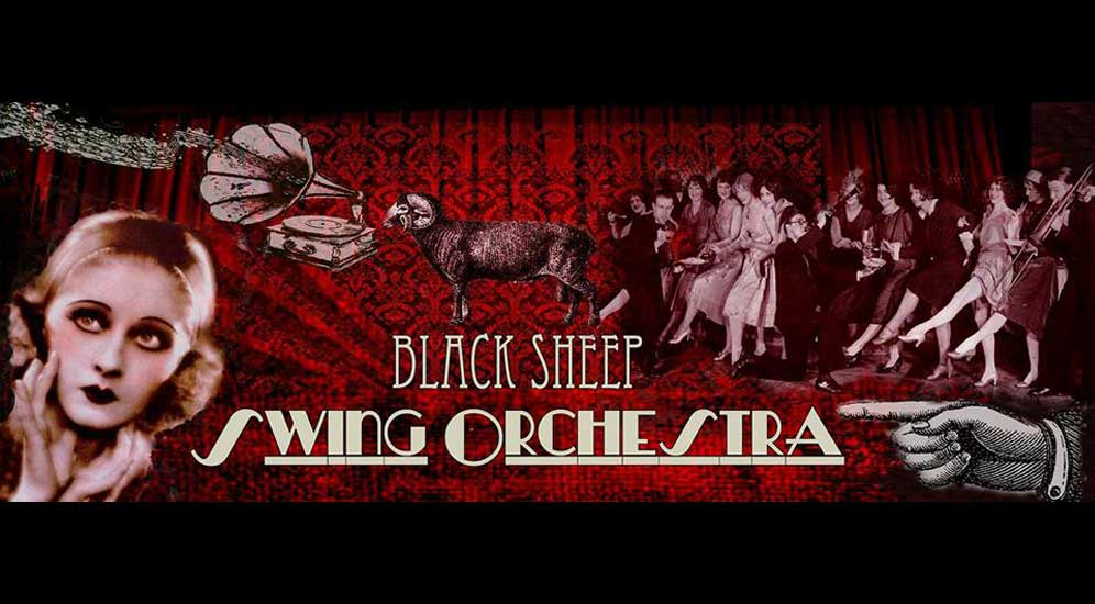 2Extended & Black Sheep Orchestra in concert