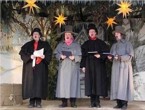 Das Weihnachtskonzert der Traminer