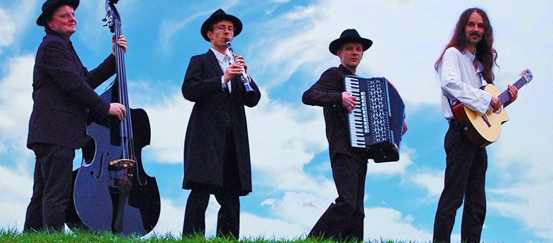 Klezmermusik im Mühlentheater