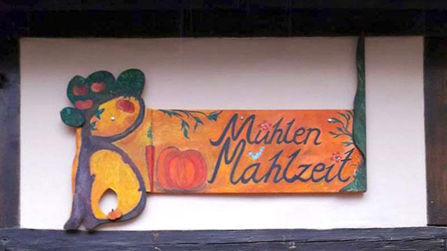 BIO-Hoflokal Mühlen-Mahlzeit
