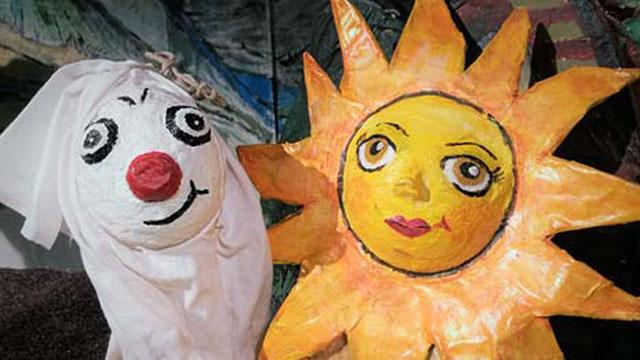 Puppentheater und Kleinkunstbühne