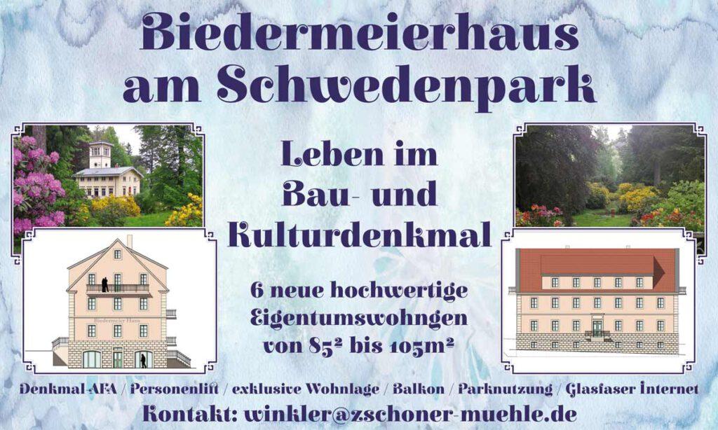 Eigentumswohnungen im Biedermeierhaus